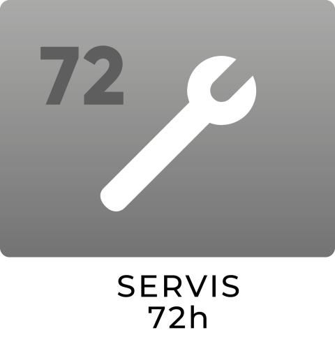 Servis 72h