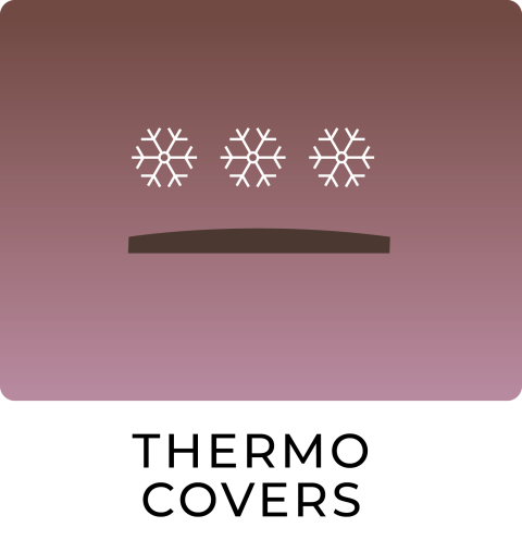 Thermo covers