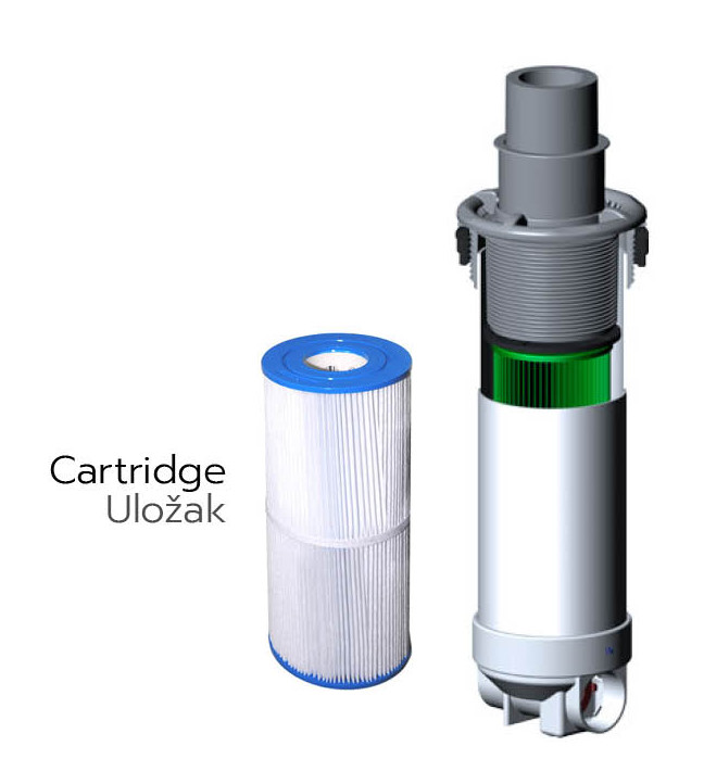 Antibakterijski filter